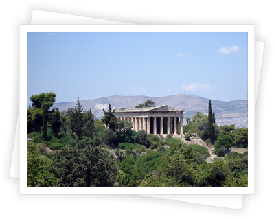Walking tours in athens greece